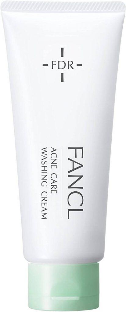 ファンケル (FANCL) アクネケア 洗顔 クリーム