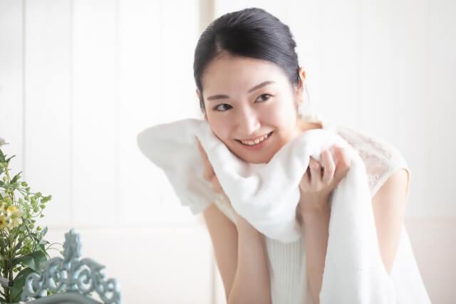 正しい洗顔のやり方